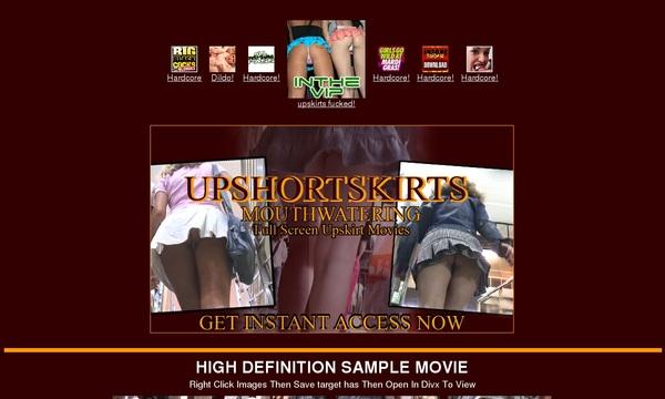 Access Upshortskirts Free