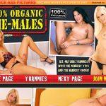 Account 100% Organic Shemales