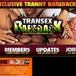 Account For Transexbareback Free