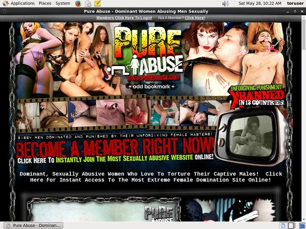 Account Free For Pureabuse