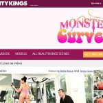 Account Monstercurves.com Gratis