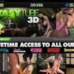 Account Premium Fantasy Tube 3D