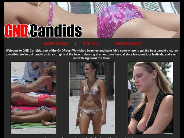 Account Premium Gndcandids.com