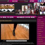 Ballbusting POV Porn Site