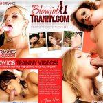 Blowjob Tranny Porn Video