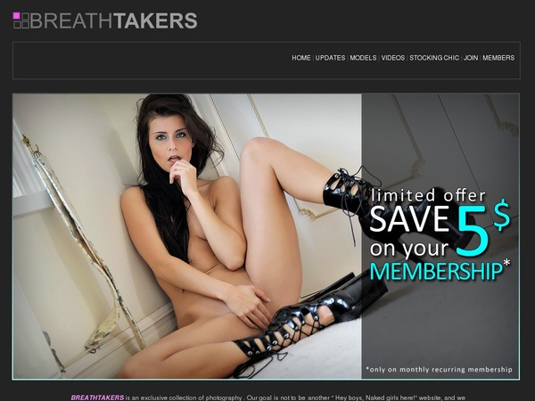 Breathtakers Signup Page