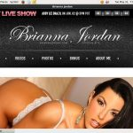 Briannajordan.com Accounts Passwords