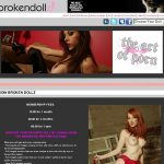 Broken Dollz Working Accounts