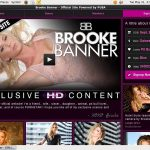 Brooke Banner Sign Up