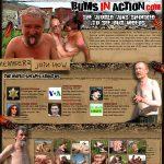 Bumsinaction.com Website Password