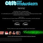Cast Your Enthusiasm Pass Free