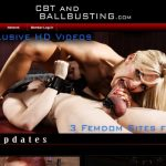 Cbtandballbusting With Master Card