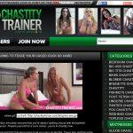 Chastitytrainer.com Membership Account