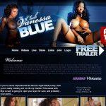 Club Vanessa Blue Discreet