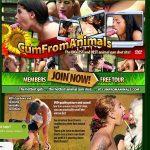 Cumfromanimals.com Porn Pass