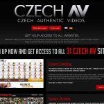 Czech AV Porn