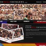 Czech Megaswingers For Free