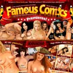 Famous Comics Passes