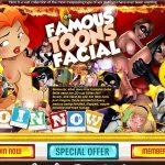 Famous-toons-facial.com Free Video