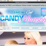 Fantasygirlcandy.com Usernames