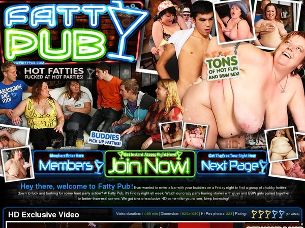 Fatty Pub Join Now