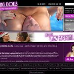 Fighting Dolls Get An Account