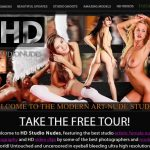 Free Account For HD Studio Nudes