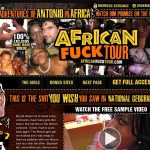 Free Account In African Fuck Tour