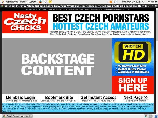 Free Account Premium Nasty Czech Chicks