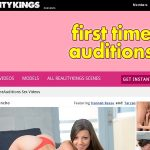 Free Accounts In First Time Auditions