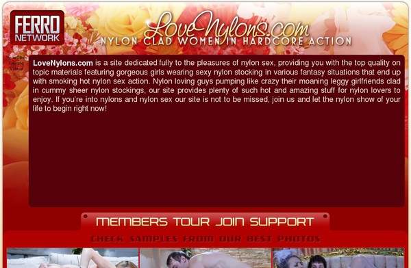 Free Accounts To Love Nylons