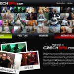 Free Czechspy.com Account Passwords