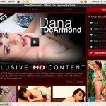 Free Danadearmond.com
