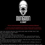 Free Dungeon Corp Account Logins