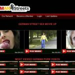 Free German Streets Passwords