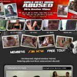 Free Girlsnextdoorabused.com Account And Password