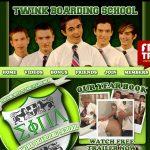 Free Pass For Twink Boarding School