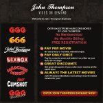 Get A Free Johnthompsonbukkake.com Account