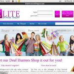 Get Elite Personal Shopper Account