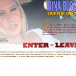 Gina Blonde Username
