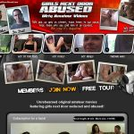 Girlsnextdoorabused.com Subscription