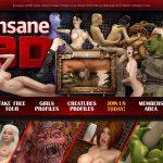 Insane 3D Account Share