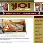JOI Footjobs Rabatt