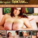 Join Marysia Taktak For Free