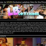 LB Girlfriends Website Accounts
