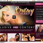 Login Britneyamber Free
