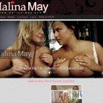 Malina-may.com Videos