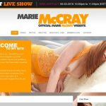 Mariemccray Signup
