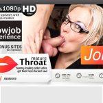 Maturethroat.com Account Passwords