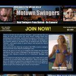 Motown Swingers Registration Form